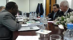 EU delegation