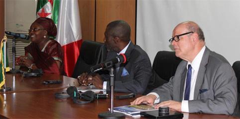 French delegation