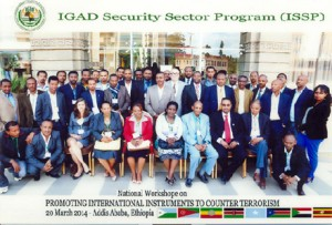 IGAD training