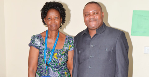 Moise in Accra