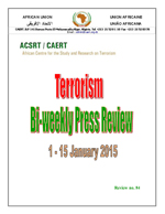 Pages from Bi-weekly Press Review 1-15 January 2015