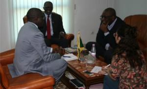 ghana delegate