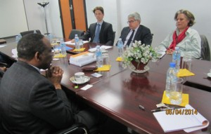 UN delegation
